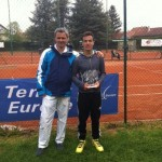 ETA Title with Miladinovic Pancevo 2015